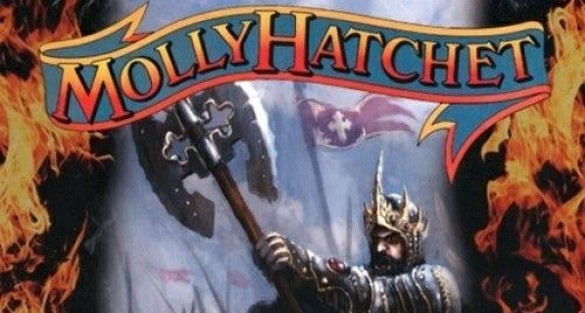 MOLLY HATCHET mit Paying Tribute