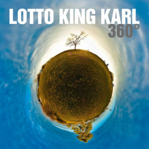 Lotto King Karl - 360° - Album Cover