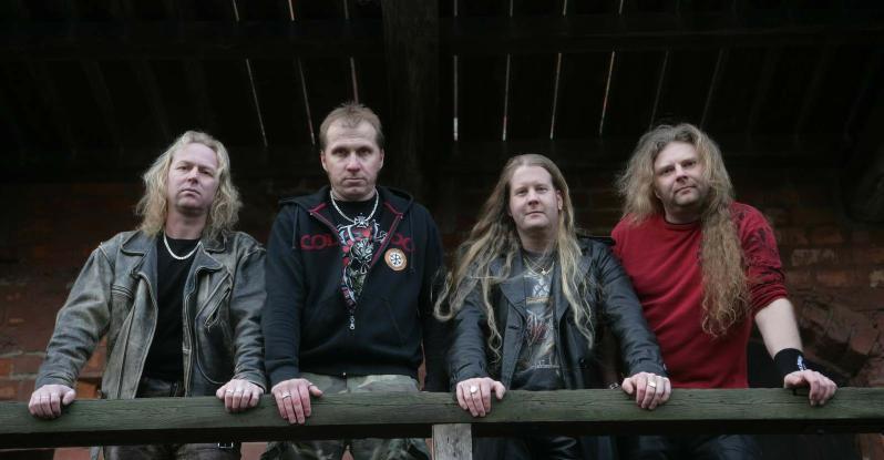 "Silverdollar Pressebild vom Album ""Morte"""