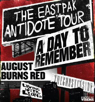 Eastpak Antidote Tour 2011