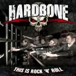 Hardbone - This Is It Cover