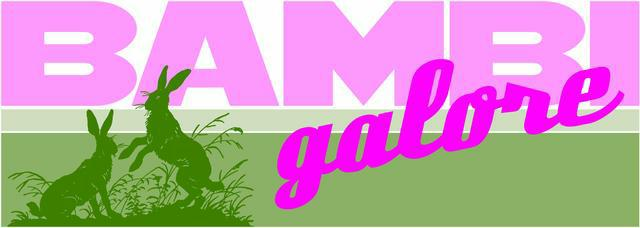 Bambi galore Logo