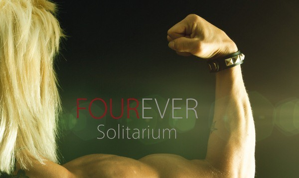Solitarium mit Fourever Cover