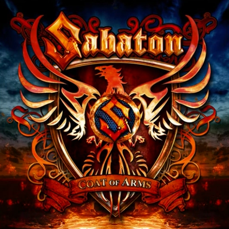 Sabaton - Coat Of Arms Cover