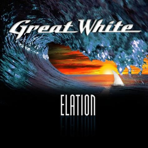 Great White - Elation Cover