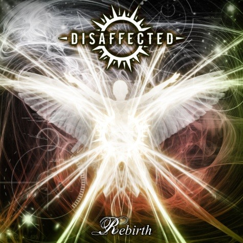 Dissaffected - Rebirth Cover