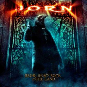 JORN mit Bring Heavy Rock To The Land Cover