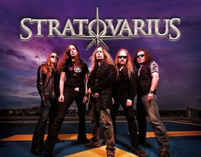 STRATOVARIUS mit Under Flaming Skies - Live in Tampere