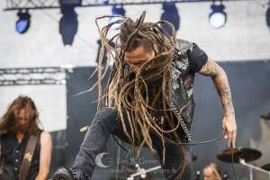 Amorphis Live @ Devil Side Festival 2012