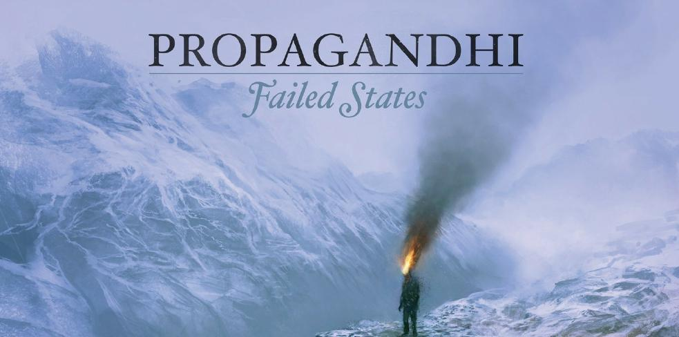 PROPAGANDHI mit Failed States Cover