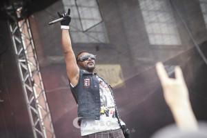 Skindred Live @ Devil Side Festival 2012