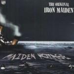 THE (ORIGINAL) IRON MAIDEN mit Maiden Voyage Cover