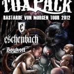 Toxpack Bastarde von Morgen Tourposter
