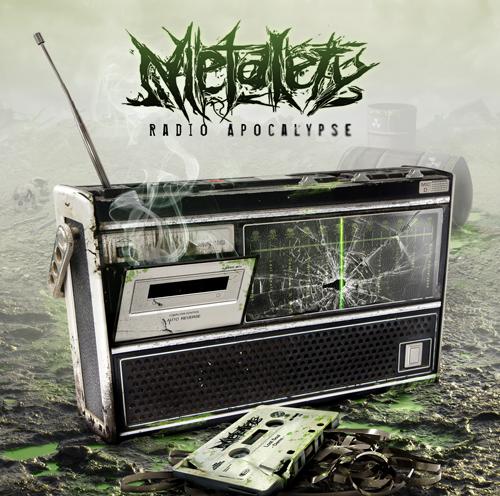 Metalety mit Radio Apocalypse Cover