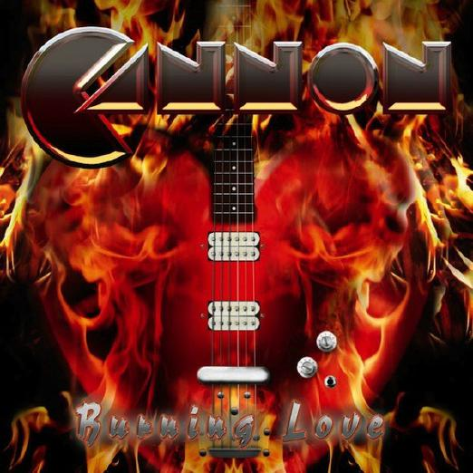CANNON mit Burning Love Cover
