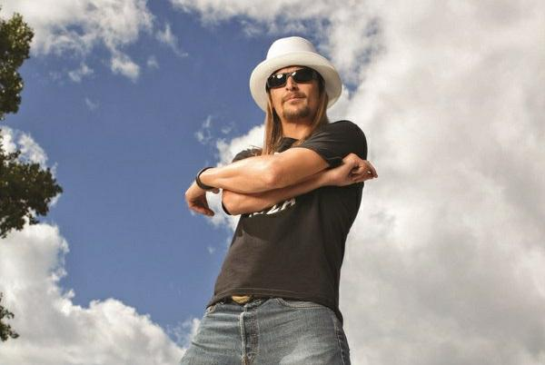 Kid Rock mit Rebel Soul © Pressefreigabe