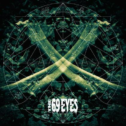 THE 69 EYES mit X Cover