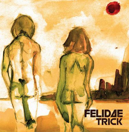 Felidae Trick EP Cover