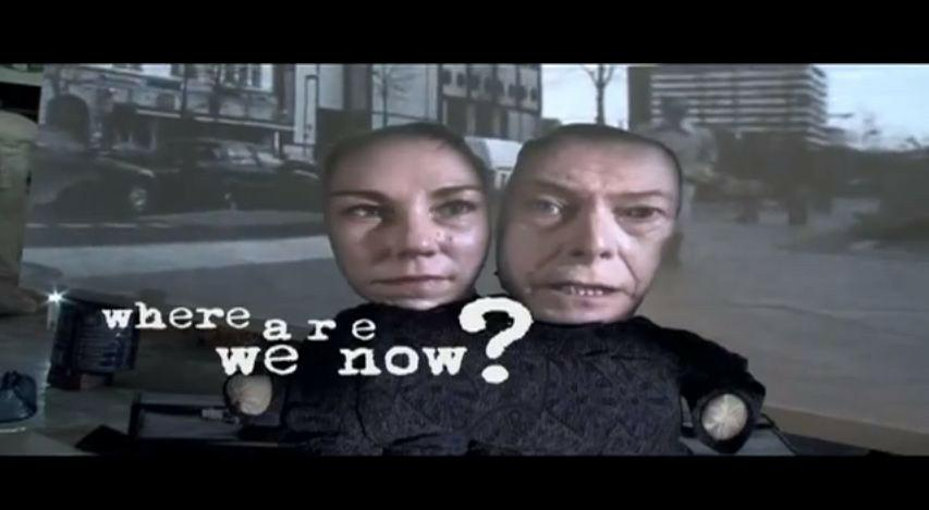 David Bowie - Where Are We Now Video