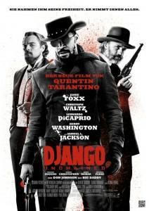 Django Unchained Plakat © 2012 Sony Pictures Releasing GmbH