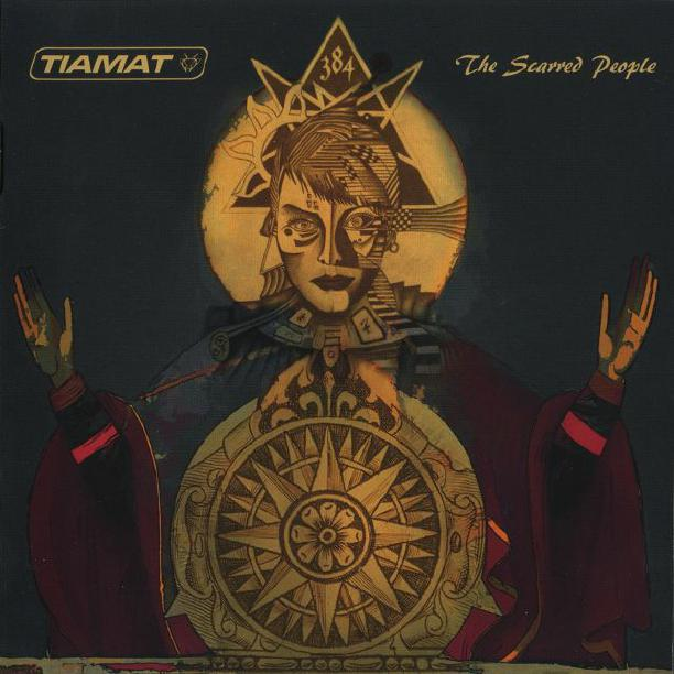 TIAMAT mit The Scarred People Cover