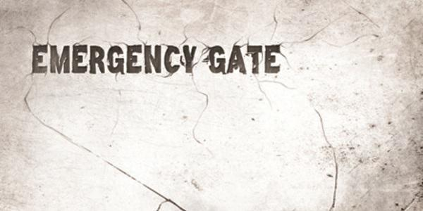 Emergency Gate - You - Cover klein