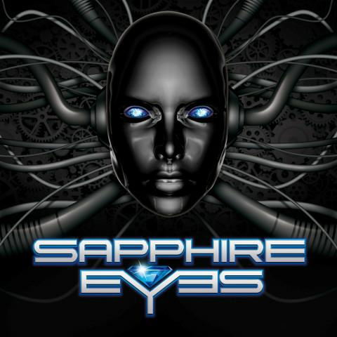 Sapphire Eyes Cover