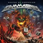 GAMMA RAY mit Master Of Confusion Cover