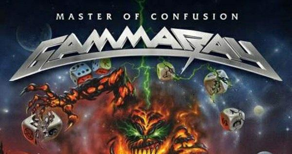 GAMMA RAY mit Master Of Confusion Teaser