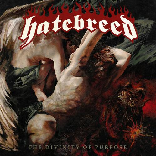 HATEBREED mit Divinity Of Purpose Cover