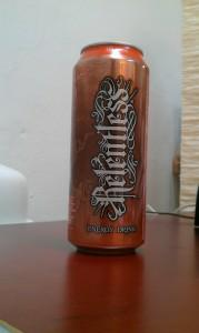 Relentless Orange im Detail