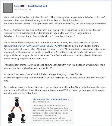 Kabel-Deutschland-unerwuenschte-werbung-facebook