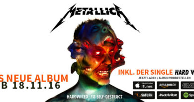 Hardwired To Selfdestruct Cover Metallica